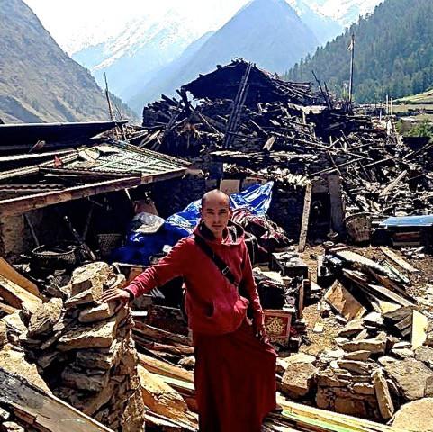 Wangchuk Rapten Lama