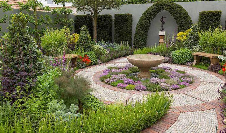A Modern Apothecary Garden - The Hippocratic Post