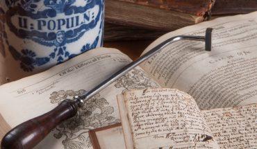 London 1666 book