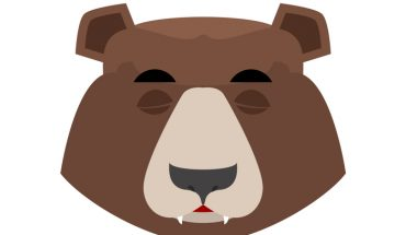 Bear sleeping Emoji
