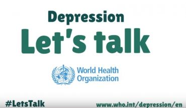 Depression Lets Talk - World Health Organization