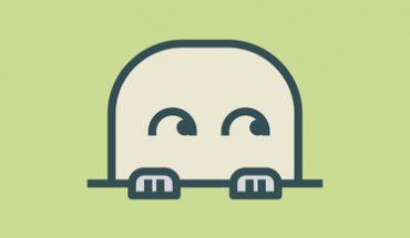 Depressed looking line drawing of head