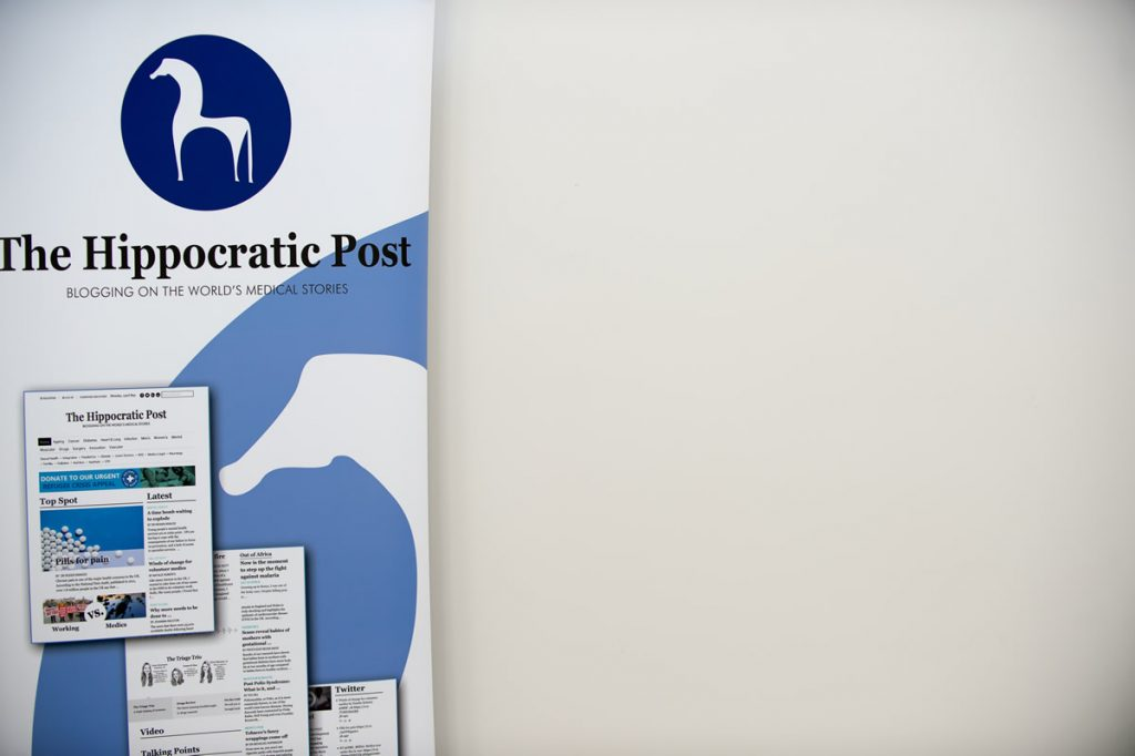 The Hippocratic Post Banner