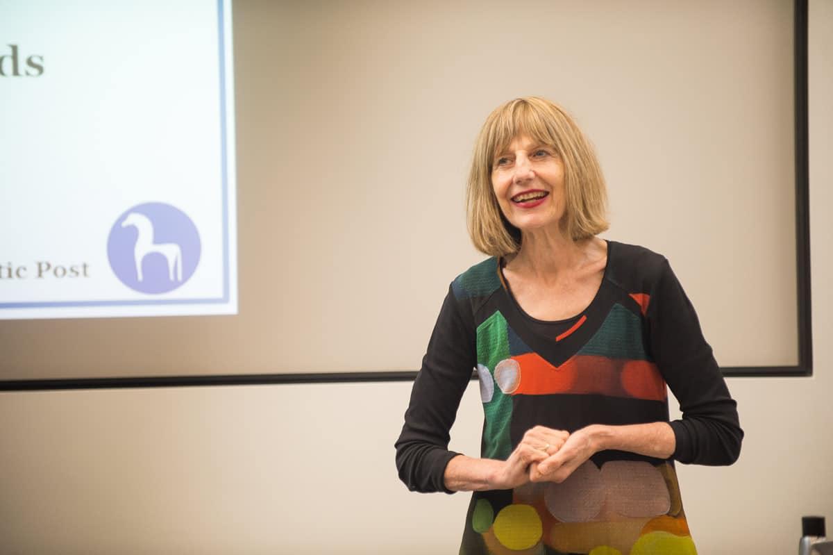 Carole Stone CBE