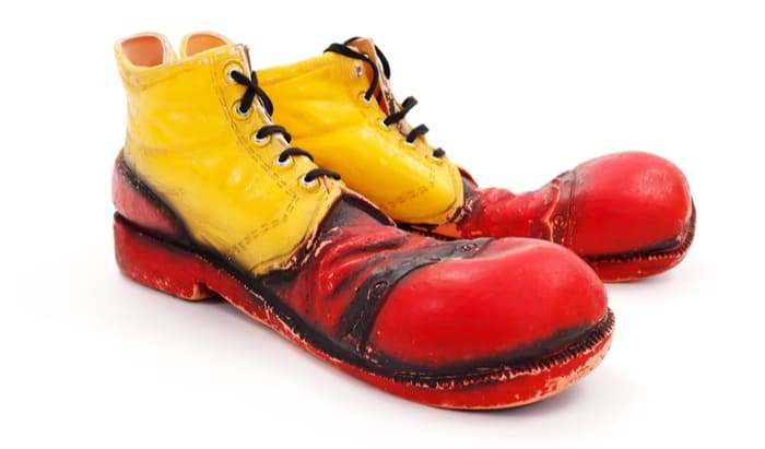 Do you have a clown phobia the hippocratic post for Farcical fertility