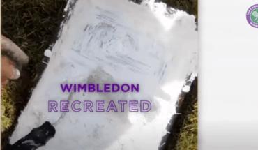 Wimbledon Recreated