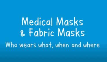 WHO face masks