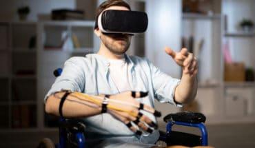 VR rehabilitation
