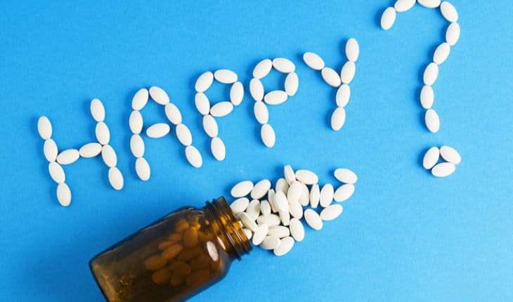 Antidepressant withdrawal or relapse