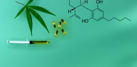 tiny cannabis capsules