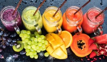 acidic drinks